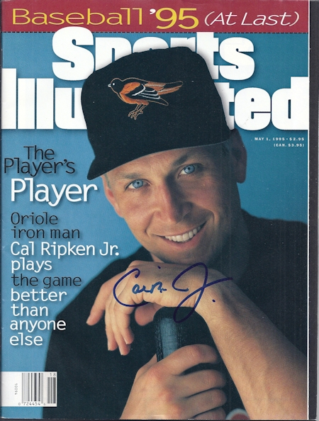 an introduction to the life of cal ripken jr They say that in baseball and in life, all the important things happen at home that's especially true for famous athletes of the sport, such as cal ripken jr, whose reisterstown, maryland, estate goes up for auction this spring.