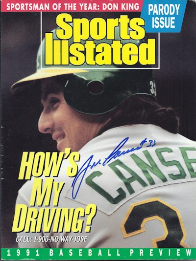 Jose Canseco 400 2