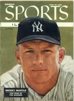 Mickey Mantle 300 NL