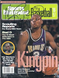 Mitch Richmond 40002