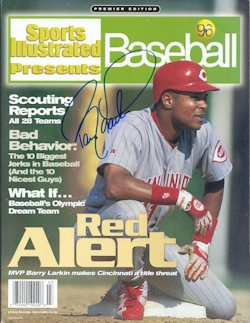 Pres Barry Larkin 2