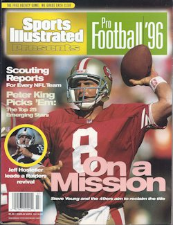 Pres Steve Young 96