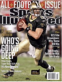 REG 2012 DREW BREES