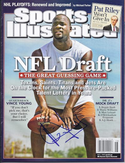 Vince Young 400 803