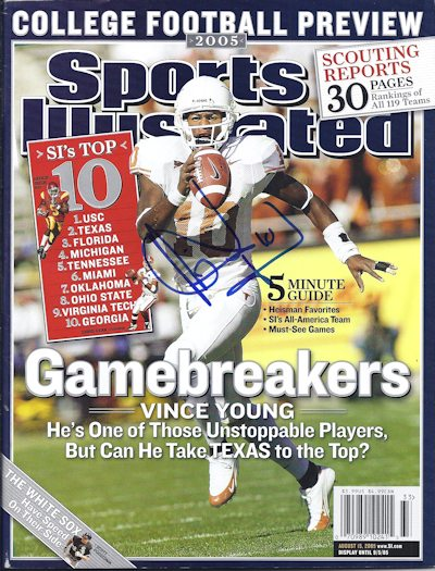 Vince Young 400 9