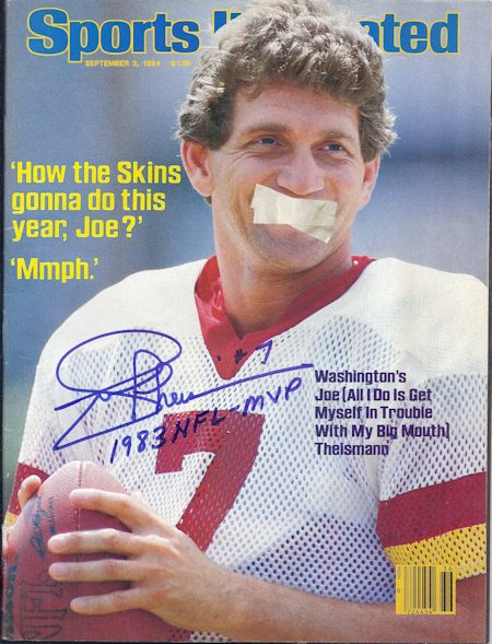 joe theismann 450 2