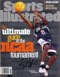 Ricky Moore SI Cover 1999