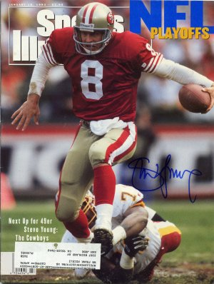steve young 300 4
